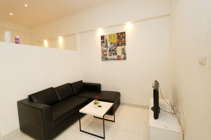 Studio room for rent at PP Condo Chiang Mai (5)