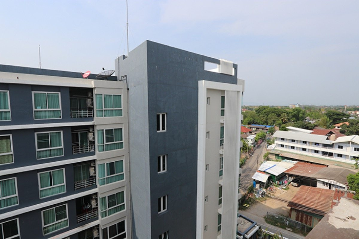 One Plus Condo CBP Chiang Mai-9