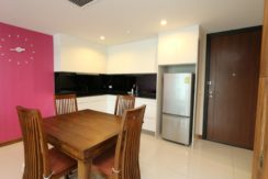 Condo with one bedroom and spacious living room in Chang Pheuk area, Chiangmai-2