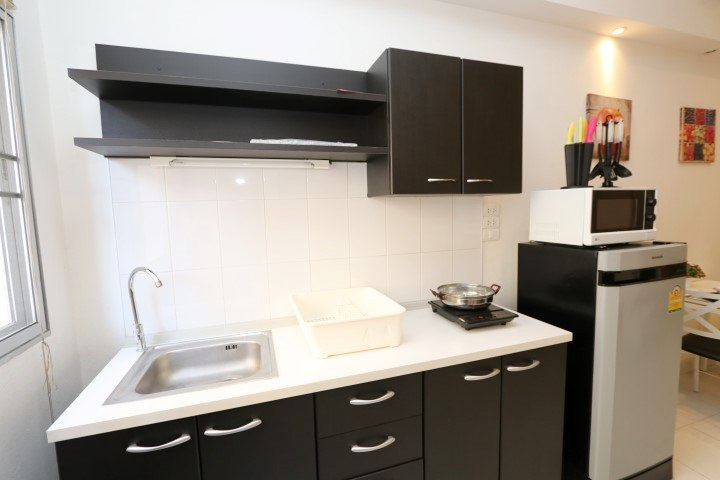 Studio room for rent at PP Condo Chiang Mai (4)