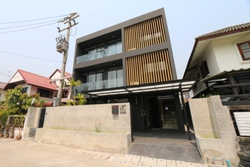 Apartment for rent Near waree school, Chiang mai City-2
