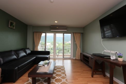 Condo to rent PUNNA Chiang Mai-3